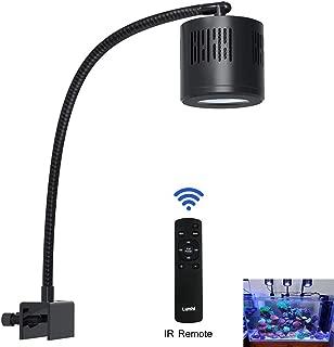 LED Aquarium Lighting Nano Dimmable Fish Tank Light for Planted Tank Freshwater Saltwater Coral Reef Tank (Asta S120 Saltwater)
