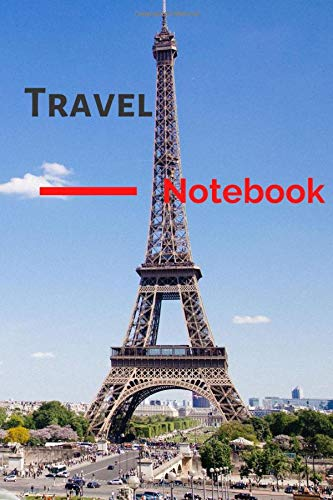 travel notebook: diary to complete - 100 pages - 6x9 inches - perfect gift for birthday