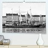 DAME LOINTAINE, entre terre et mer(Premium, hochwertiger DIN A2 Wandkalender 2020, Kunstdruck in Hochglanz): Autrement, sur les rives du Golfe du ... ... du Morbihan (Calendrier mensuel, 14 Pages )