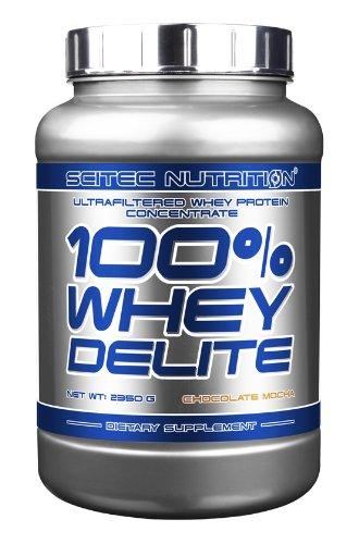 Scitec Nutrition 100% di proteine di siero di Latte Delite