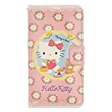 WiLLBee Compatible with iPhone 12 Pro Max Case (6.7inch) Sanrio Diary Wallet Flip Mirror Cover - Hello Kitty Diary