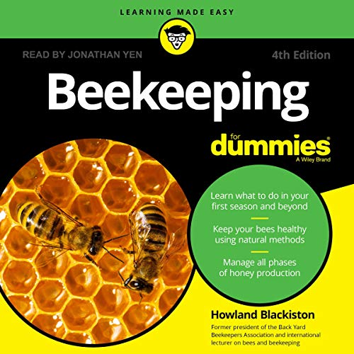 Beekeeping for Dummies, 4th Edition Titelbild