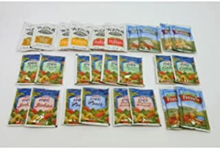 Best individual salad dressing packets Reviews