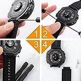 Zoom IMG-1 oenfoto cinturino compatibile garmin forerunner