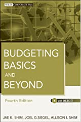 Budgeting Basics and Beyond (Wiley Corporate F&A Book 574) Kindle Edition