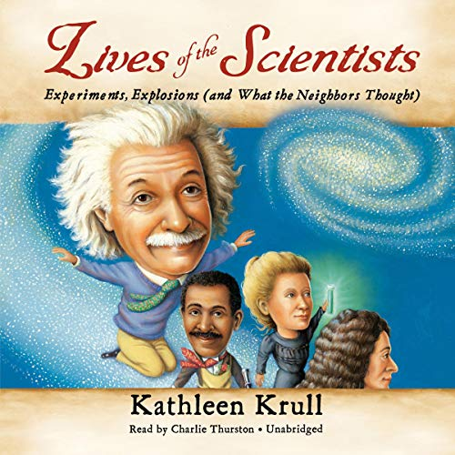 Lives of the Scientists Titelbild