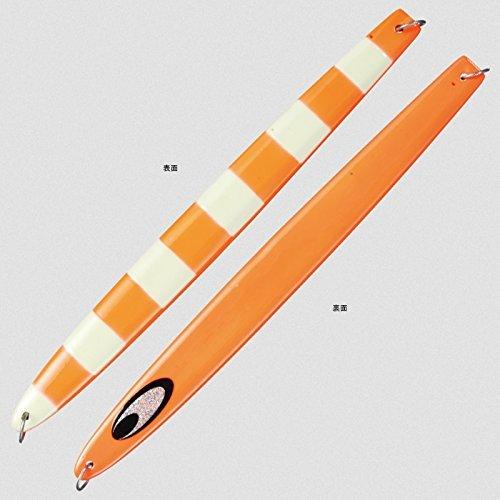 ダイワ 月下美人 SWライトジグヘッドSS /1.5g+グラスミノーS ミッドナイトオレンジ