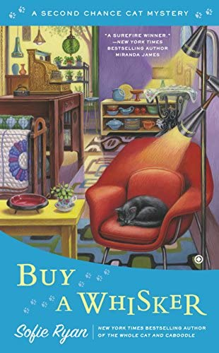 Buy a Whisker Second Chance Cat Mystery Book 2 product image