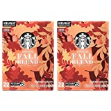 Best Starbucks Coffee Makers - Starbucks Coffee Fall Blend K Cups Coffee Pods Review