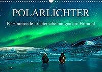 Faszinierende Lichterscheinungen am Himmel - Polarlichter (Wandkalender 2022 DIN A3 quer): Dieser Kalender zeigt das wunderbare Naturschauspiel von Polarlichter! (Monatskalender, 14 Seiten )
