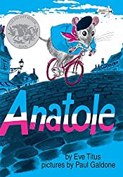 Anatole series by Eve Titus