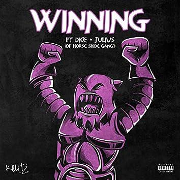 Winning (feat. Dice & Julius)