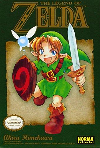 Pack The Legend Of Zelda - Volúmenes 1 A 5
