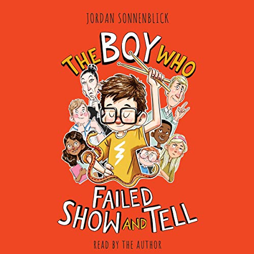 The Boy Who Failed Show and Tell cover art
