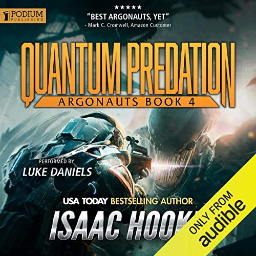 Quantum Predation cover art
