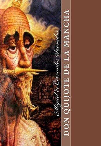 Don Quijote de la Mancha (Con notas): Editorial Alvi Books