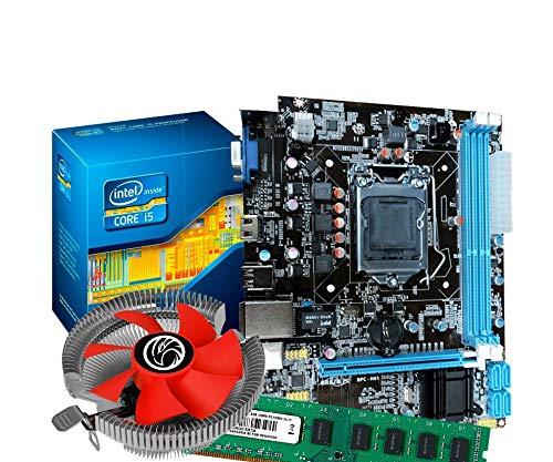 Kit Upgrade - Intel Core i5 + Placa Mãe Lga 1155 + 8GB Ram DDR3 + Cooler + Pasta Térmica - Nfe Inclusa