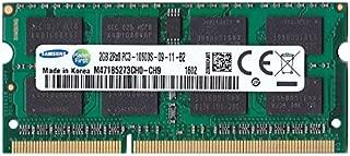 サムスン純正 PC3-10600(DDR3-1333) SO-DIMM 2GB 1.5V 204pin ノートPC用メモリ mac対応