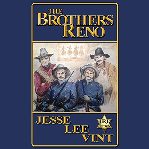 The Brothers Reno audiobook cover art