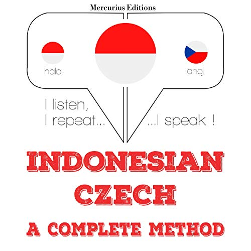 Indonesian – Czech. A complete method cover art