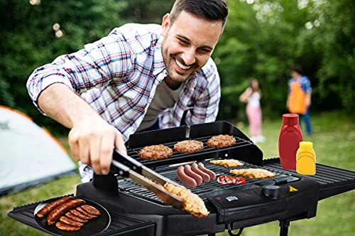 Livemore BBQ Barbeque Elektro-grill...