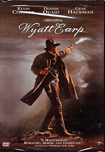Wyatt Earp by Warner Home Video