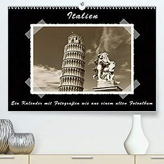 Italien(Premium, hochwertiger DIN A2 Wandkalender 2020, Kunstdruck in Hochglanz): Ein Kalender mit Fotografien wie aus einem alten Fotoalbum (Monatskalender, 14 Seiten )