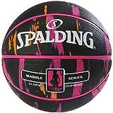 Spalding NBA Marble 4HER out SZ.6 (83-875Z) Basketballs, Juventud Unisex, Multicolor, 6