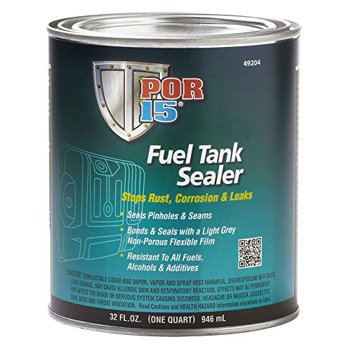 POR-15 49204 Fuel Tank Sealer - 1 Quart