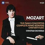 Mozart: Piano Concertos 5-27, Complete Piano Sonatas, Piano Quartets 1-2, Quintet for Piano & Wind Instruments