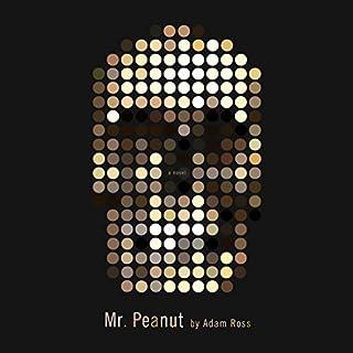 Mr. Peanut audiobook cover art