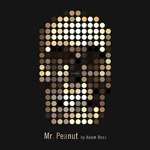 Mr. Peanut audiobook cover art