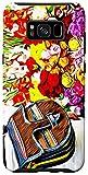 Galaxy S8+ Feria de las Flores Medellin Colombia - Paisas Guaro Carriel Case