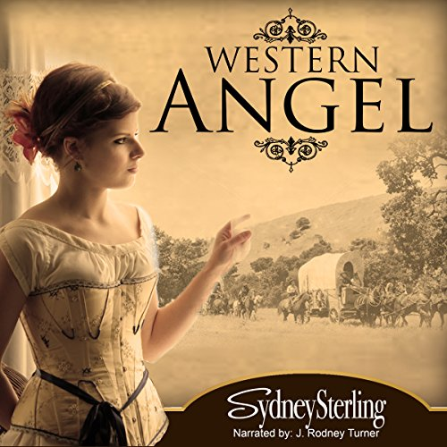 Western Angel audiobook cover art