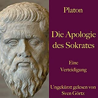 Die Apologie des Sokrates Titelbild