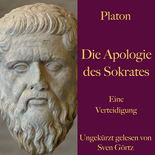 Couverture de Die Apologie des Sokrates