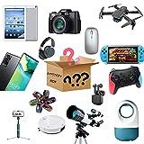 AKEFG Cajas misteriosas Cajas misteriosas electrónicas, Existe la Posibilidad de Abrir: como Drones, Relojes Inteligentes, mandos para Juegos, cámaras Digitales y más, Todo lo Posible