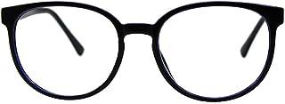 Round Clear Lens Glasses Optical Frames Unisex