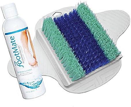 Top 10 Best the footmate system foot massager & scrubber w rejuvenating gel blue Reviews