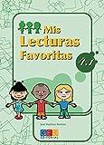 Mis lecturas favoritas 4.1 / Editorial GEU / 4º Primaria / Mejora la comprensión lectora / Recomendado como repaso / Con actividades sencillas