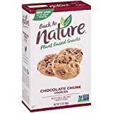 Back to Nature Cookies, Non-GMO Chocolate Chunk, 9.5 Ounce