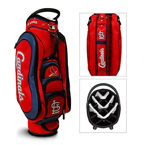 Best Deals! Team Golf St Louis Cardinals Golf Medalist Cart Bag 97535