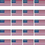 GreenIT 20 Stück 2,5cm Fahne Länder Flagge USA RC Modellbau Mini Aufkleber Sticker Modellbauaufkleber
