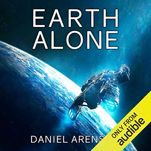 Page de couverture de Earth Alone