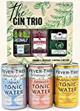 The Gin & Tonic Trio & Fever-Tree Selection Gift Set - Gordon's, Beefeater & Greenalls's Dry Gins