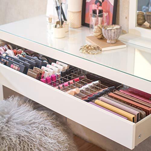 TidyUps DIVIDERS TidyMalm | Zestaw przegródek do szuflady IKEA Malm | Organizer na kosmetyki