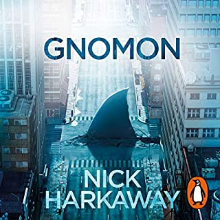 Gnomon                   By:                                                                                                                                 Nick Harkaway                               Narrated by:                                                                                                                                 Ben Onwukwe                      Length: 29 hrs and 4 mins     58 ratings     Overall 3.7