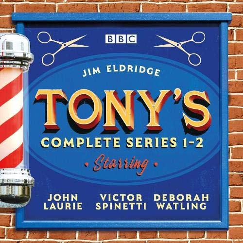 Tony's: The Complete Series 1-2 cover art