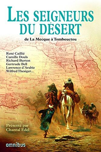 Les seigneurs du désert (French Edition)