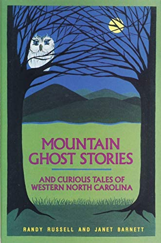 Mountain Ghost Stories and Curious Tales of Western North Carolina product image